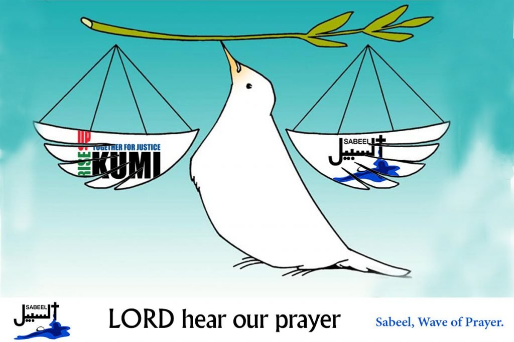 duif Wave of Prayer