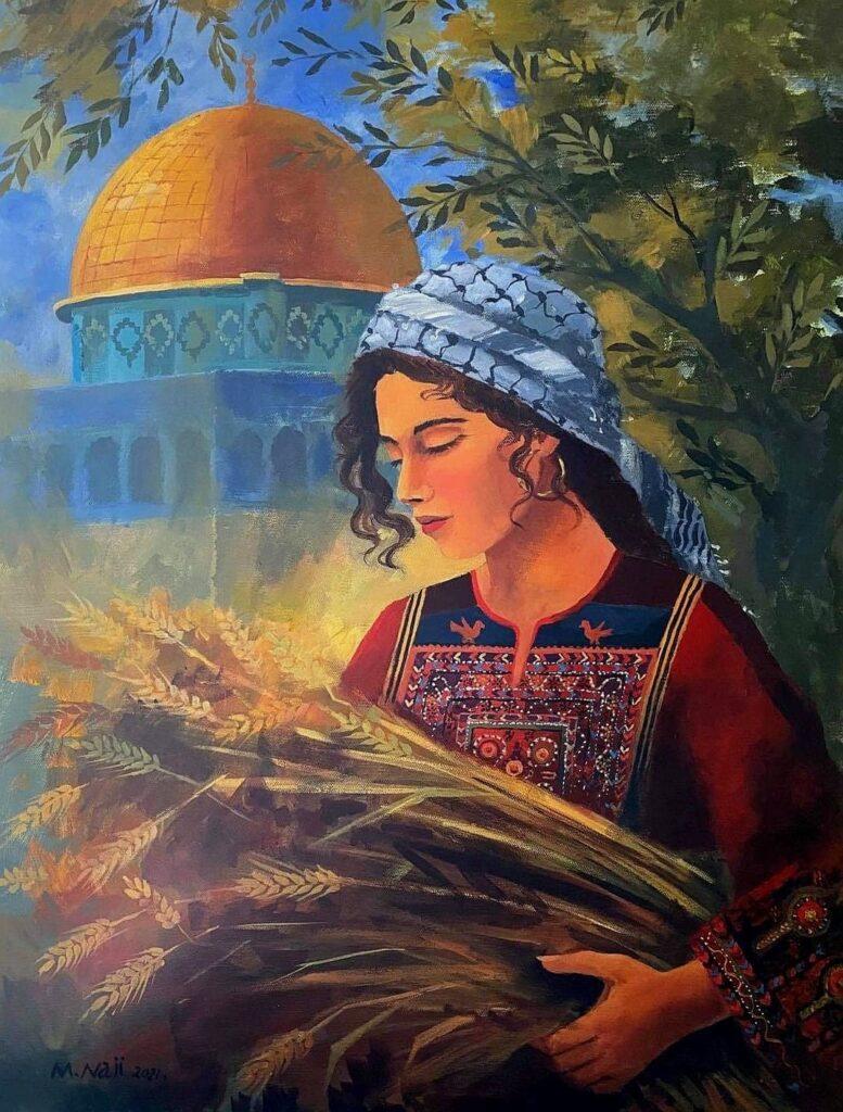 Maher Naji, Gaza
